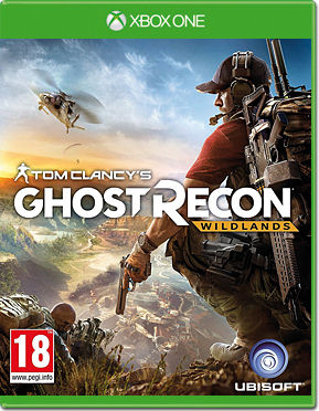 Ghost Recon Wildlands -E-