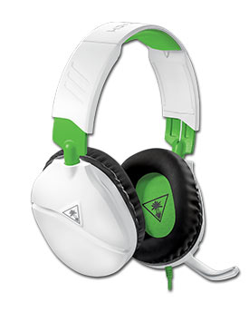 Ear Force Recon 70X Gaming Headset -White- (Turtle Beach)