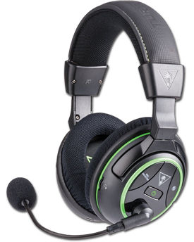 Headset Ear Force Stealth 500X Wireless DTS 7.1 (Turtle Beach)
