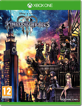Kingdom Hearts 3 -E-