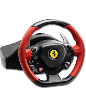 Lenkrad Ferrari 458 Spider Racing Wheel (Thrustmaster)