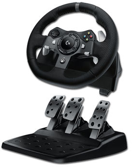 Lenkrad G920 Driving Force (Logitech)