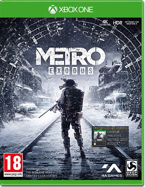 Metro Exodus - Day 1 Edition
