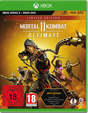 Mortal Kombat 11 Ultimate - Limited Edition