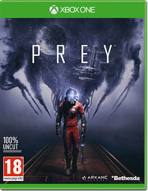 Prey (2017) inkl. T-Shirt