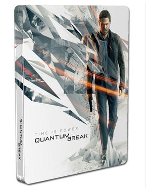 Quantum Break - Steelbook Edition