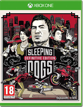 Sleeping Dogs - The Definitive Edition -E-