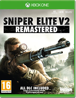 Sniper Elite V2 Remastered -E-
