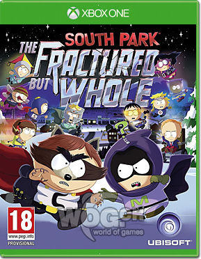 South Park: The Fractured But Whole -E-