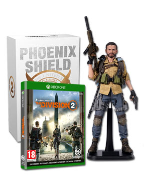 The Division 2 - Phoenix Shield Edition