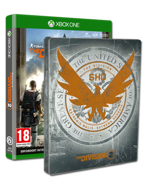 The Division 2 - Steelbook Edition