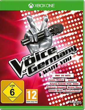 The Voice of Germany: I want you (nur Spiel)