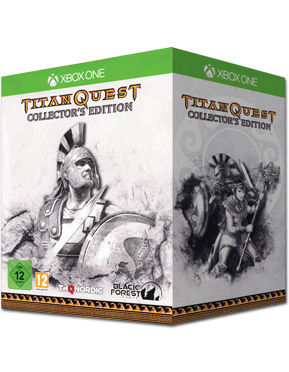 Titan Quest - Collector's Edition