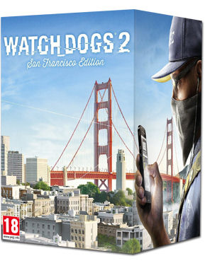 Watch Dogs 2 - San Francisco Edition