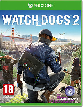 Watch Dogs 2 -E-