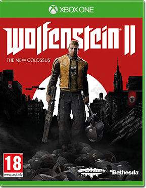 Wolfenstein 2: The New Colossus -E-