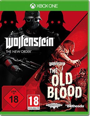 Wolfenstein: The New Order + Old Blood - Double Pack