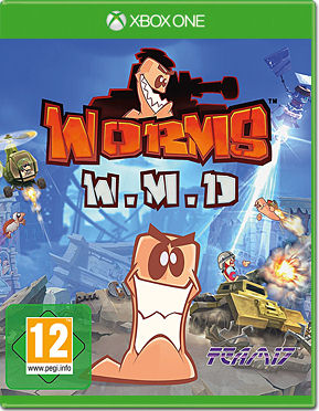 Worms W.M.D - All Stars