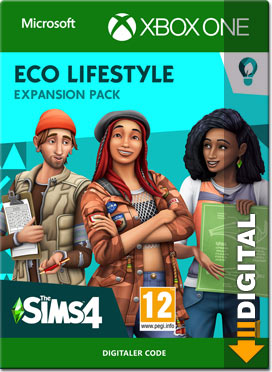 Die Sims 4: Eco Lifestyle
