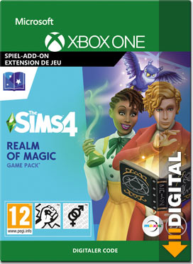 Die Sims 4: Realm of Magic