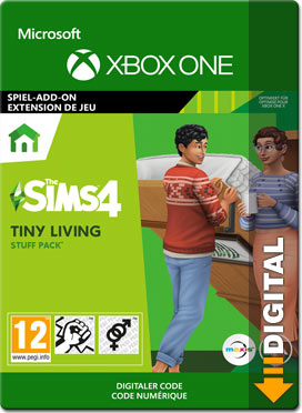 Die Sims 4: Tiny Living Stuff
