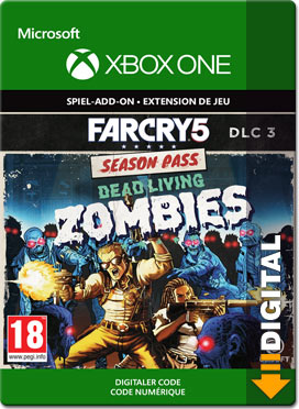Far Cry 5 - DLC 3: Dead Living Zombies