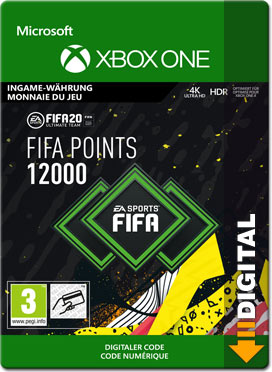 FIFA 20 Ultimate Team: 12000 Points