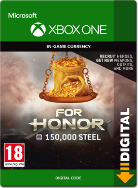 For Honor: 150000 Steel Points