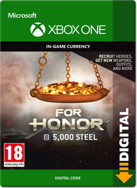 For Honor: 5000 Steel Points