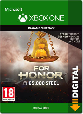 For Honor: 65000 Steel Points