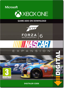 Forza Motorsport 6: NASCAR Expansion