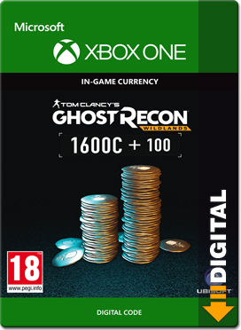 Ghost Recon Wildlands: 1700 Credits