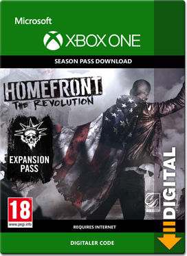 Homefront: The Revolution - Expansion Pass