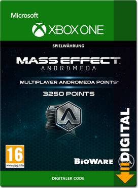 Mass Effect: Andromeda - 3250 Points