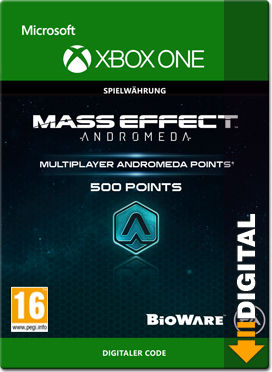 Mass Effect: Andromeda - 500 Points