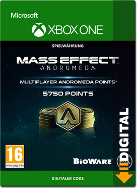 Mass Effect: Andromeda - 5750 Points