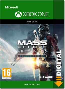 Mass Effect: Andromeda - Deluxe Edition