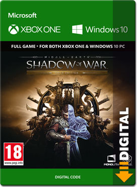 Middle-earth: Shadow of War - Gold Edition (XPA Version)