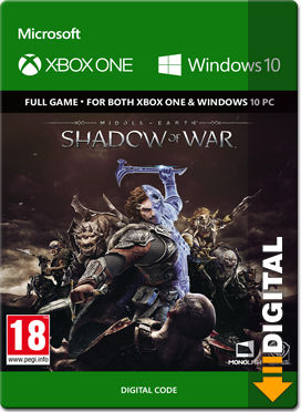 Middle-earth: Shadow of War (XPA Version)