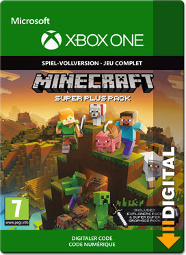 Minecraft - Super Plus Pack Edition