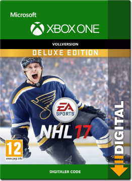 NHL 17 - Deluxe Edition