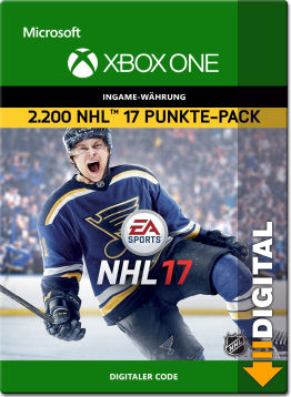 NHL 17 Ultimate Team: 2200 Points