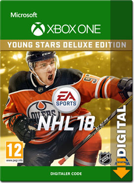 NHL 18 - Young Stars Deluxe Edition