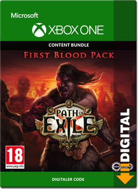 Path of Exile - First Blood Pack