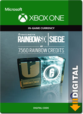 Rainbow Six: Siege - 7560 Rainbow Credits
