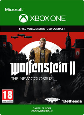 Wolfenstein 2: The New Colossus - Digital Deluxe Edition