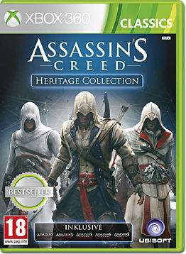 Assassin's Creed - Heritage Edition