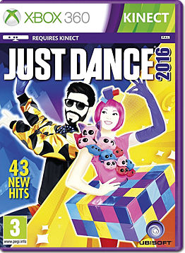 Just Dance 2016 (Kinect)