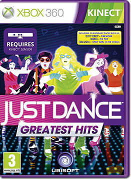 Just Dance: Greatest Hits (Kinect)