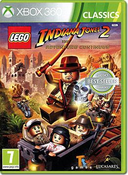 Lego Indiana Jones 2 -E-
